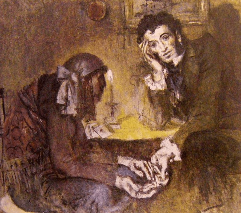Gadalka-gadaet-Pushkinu-1024x903 Что старая гадалка предсказала А.С. Пушкину?