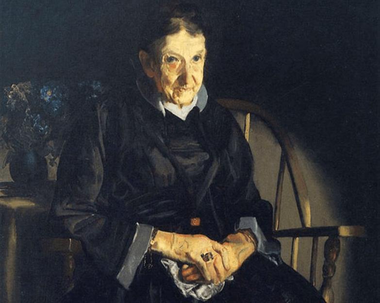 Portret-gadlki-Kirhgof Что старая гадалка предсказала А.С. Пушкину?
