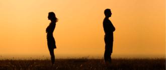 Вернется ли мужчина после расставания